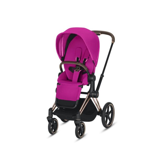 Cybex Priam Rose Gold Fashion Pink
