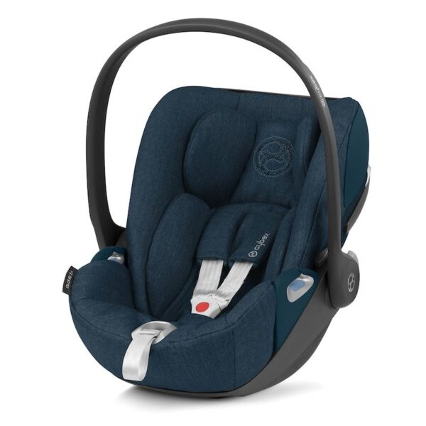 Cybex Cloud Z i-Size Plus Mountain Blue