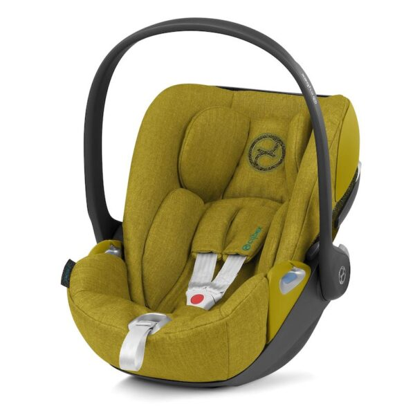 Cybex Cloud Z i-Size Plus Mustard Yellow