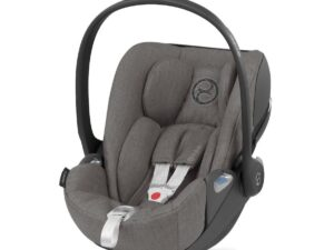 Cybex Cloud Z Plus Soho Grey