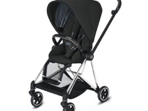 Cybex Mios Chrome Deep Black