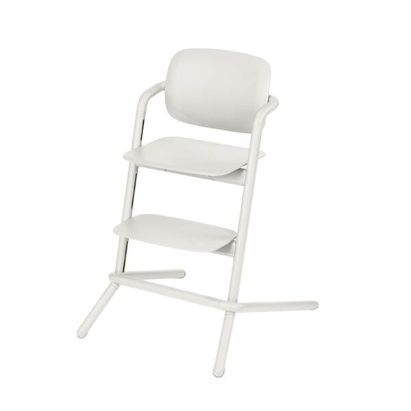 Lemo High Chair Porcelain White