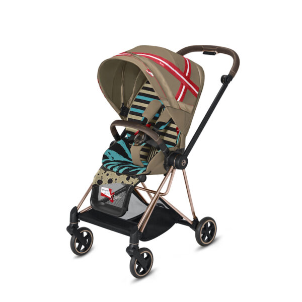 Cybex Mios Rose Gold One Love