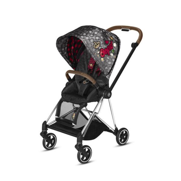 Cybex Mios Chrome Rebellious