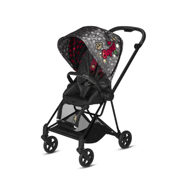Cybex Mios Matt Black Rebellious