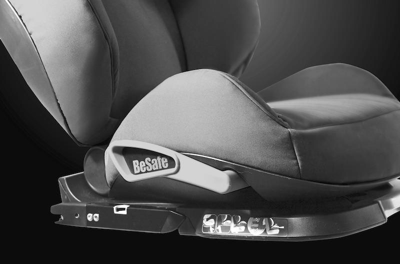 BeSafe iZi Up X3 Fix Seat Adjuster