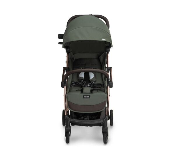 Leclerc Influencer Army Green Front