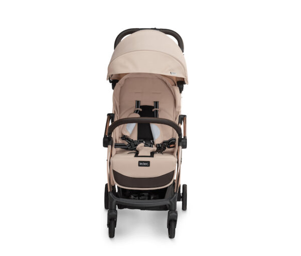 Leclerc Influencer Sand Chocolate Front