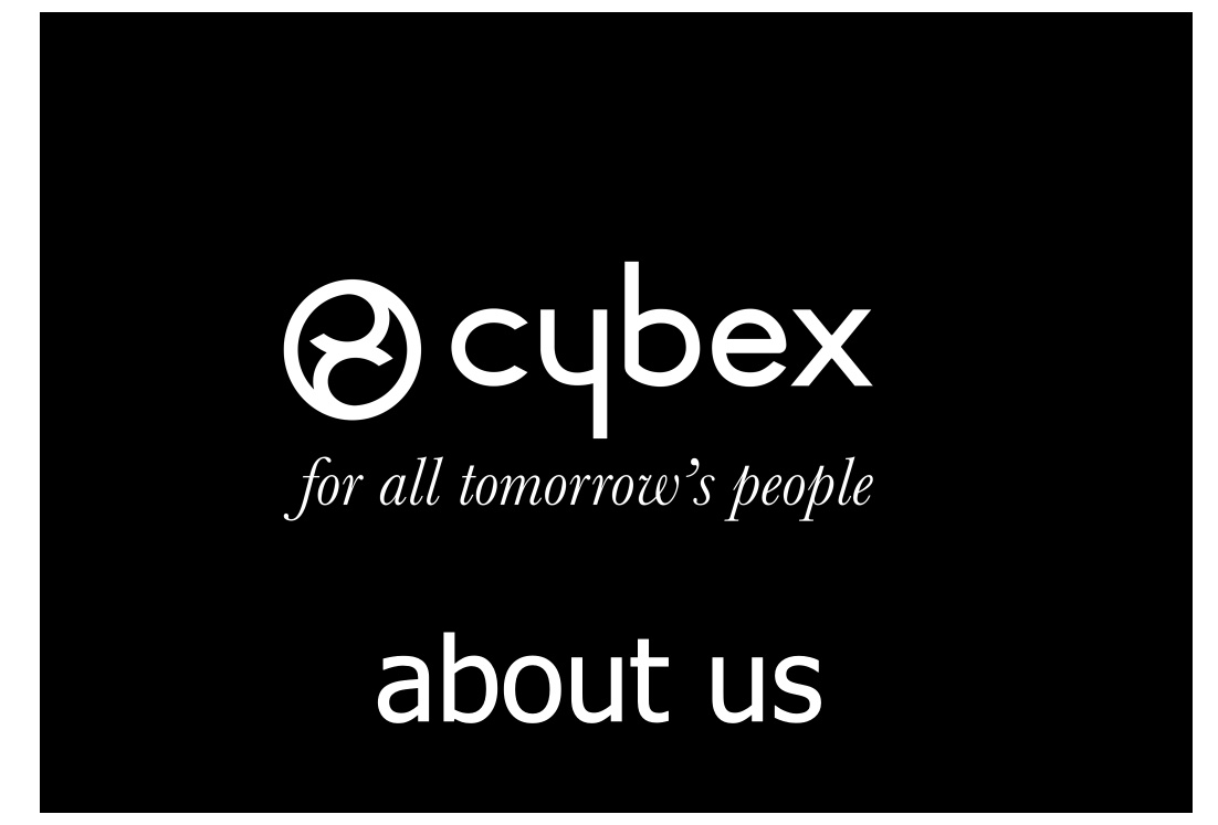 About Cybex