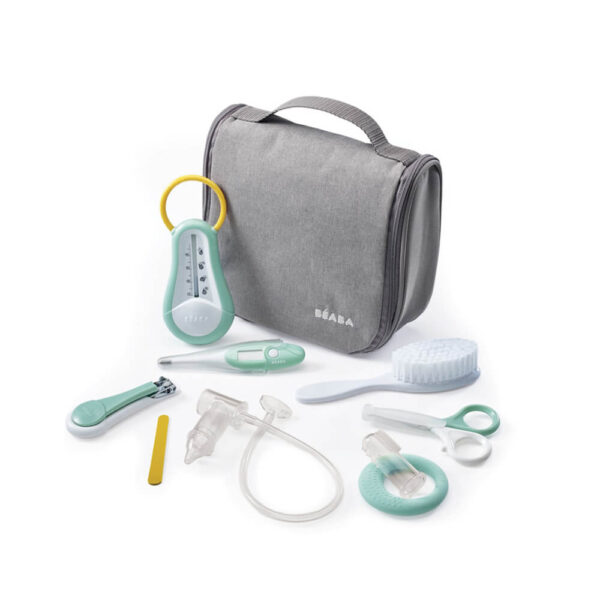 Beaba Personal Care Pouch Grey 1