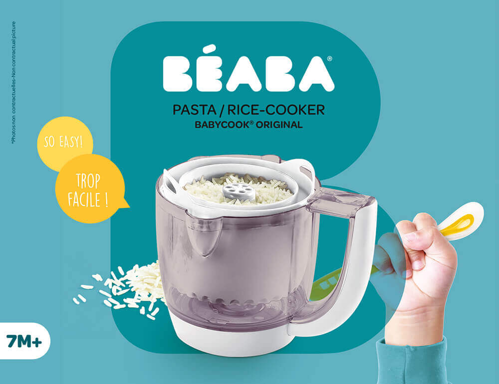 Babycook Solo Rice Cooker 2