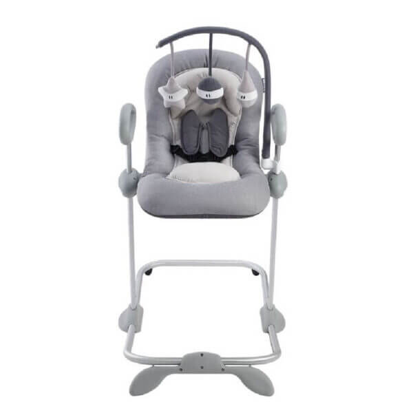 Beaba Bouncer Up Down Grey Toy